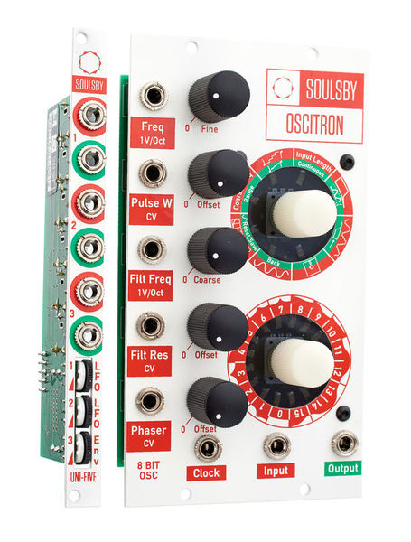 Soulsby Oscitron Uni-Five Bundle
