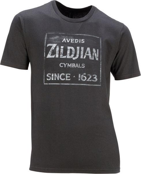 Zildjian T-Shirt Quincy Vintage S