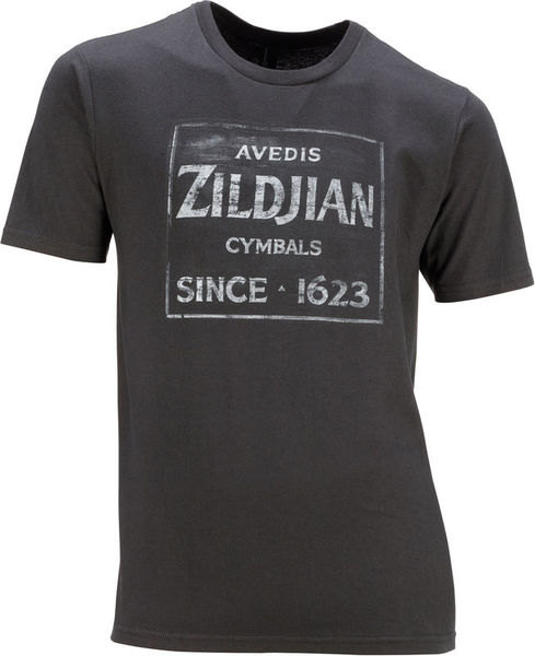 75fbbc7e777269 Zildjian T-Shirt Quincy Vintage M – Thomann France