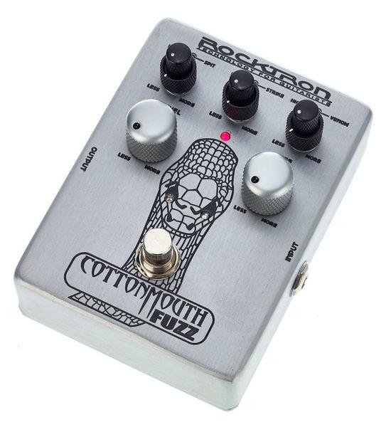 Rocktron Cottonmouth Fuzz Pedal