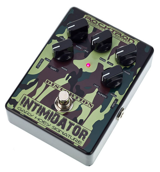 Rocktron Gary Hoey Signature Distortion