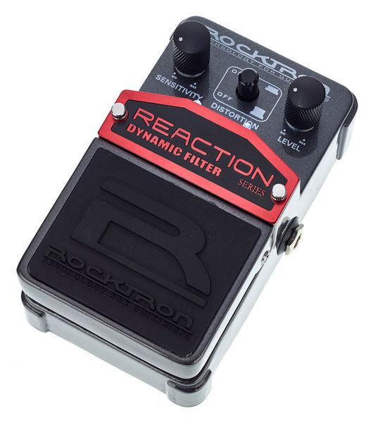 Rocktron Reaction Dynamic Filter Pedal