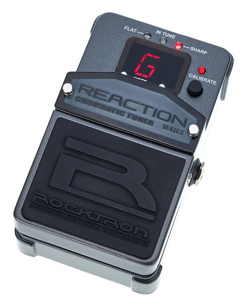 Rocktron Reaction Tuner Pedal