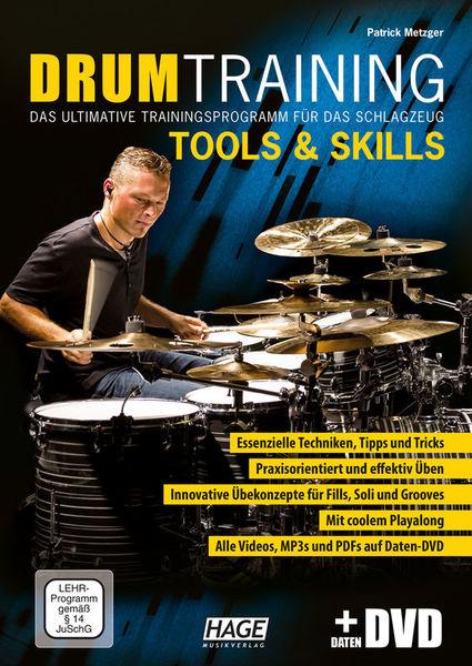Drum Training Tools Skills Hage Musikverlag