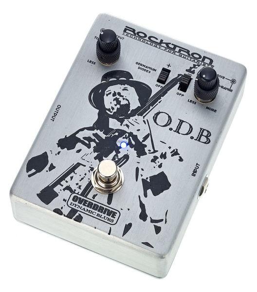 Rocktron ODB Overdrive Dynamic Blues
