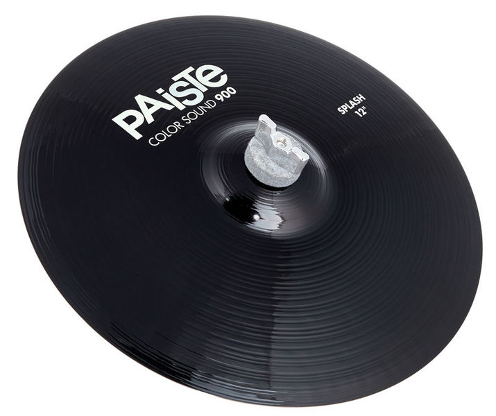 "Paiste 12"" 900 Color Sound Splash BK"