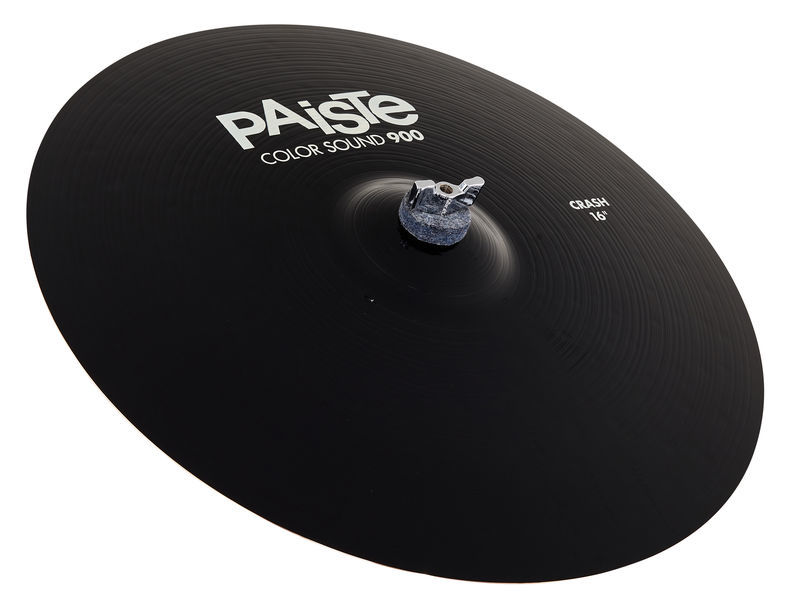 "Paiste 16"" 900 Color Sound Crash BK"