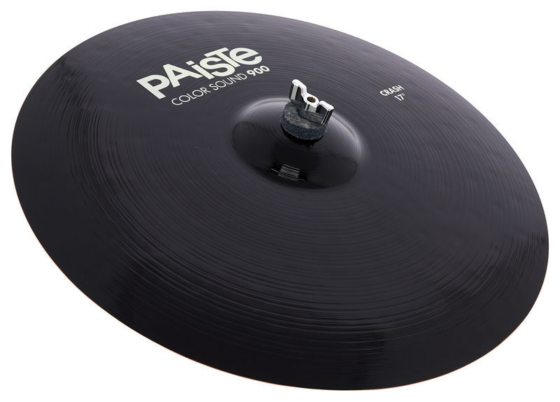 "Paiste 17"" 900 Color Sound Crash BK"