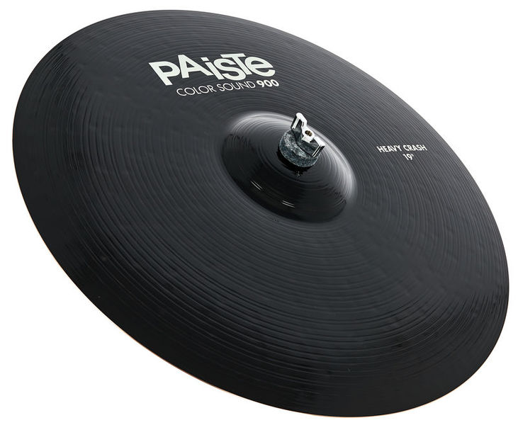 "Paiste 19"" 900 Color Heavy Crash BK"