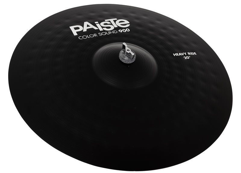 "Paiste 20"" 900 Color Heavy Ride BK"