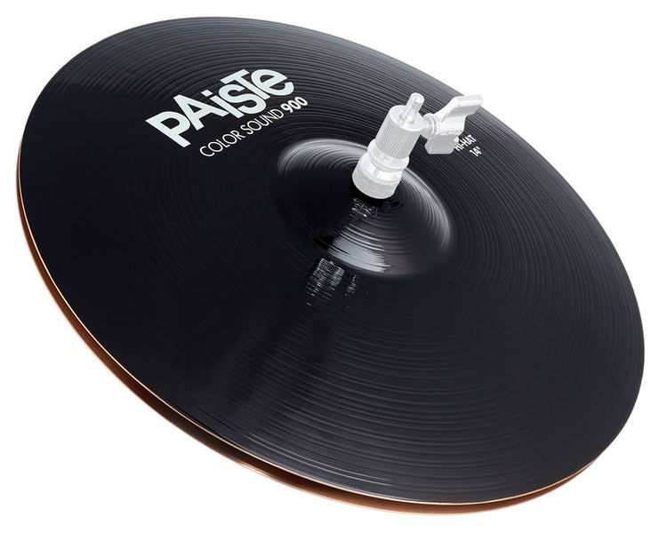 "Paiste 14"" 900 Color Sound Hi-Hat BK"