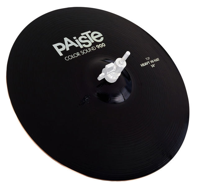"Paiste 14"" 900 Color Heavy Hi-Hat BK"