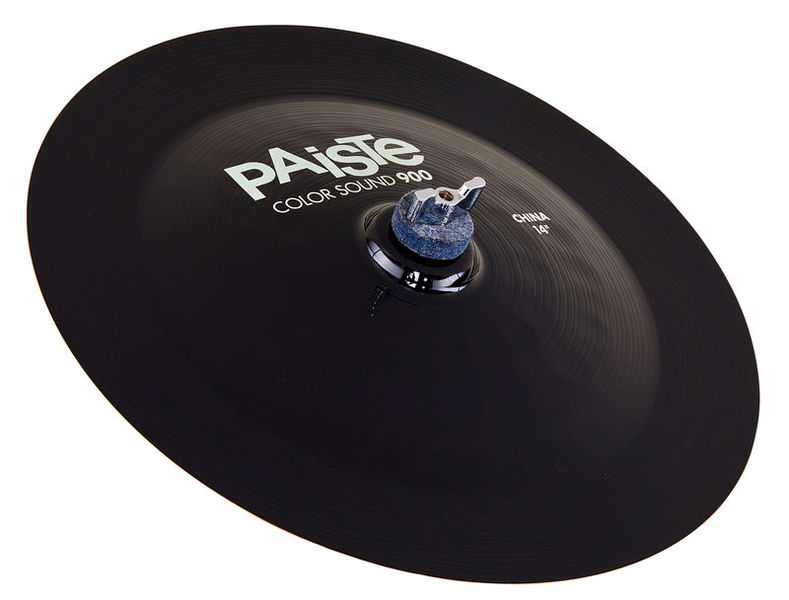 "Paiste 14"" 900 Color Sound China BK"