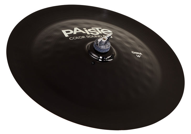 "Paiste 16"" 900 Color Sound China BK"