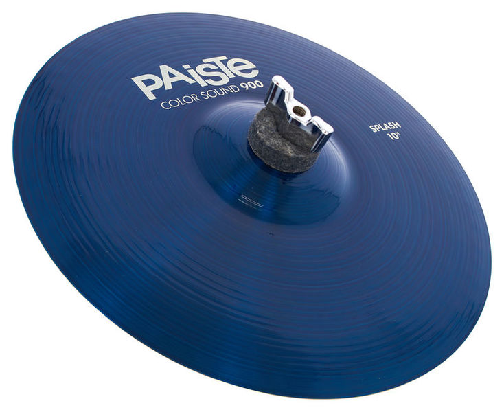 "Paiste 10"" 900 Color Sound Splash BL"