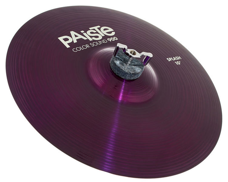 "Paiste 10"" 900 Color Sound Splash PRP"