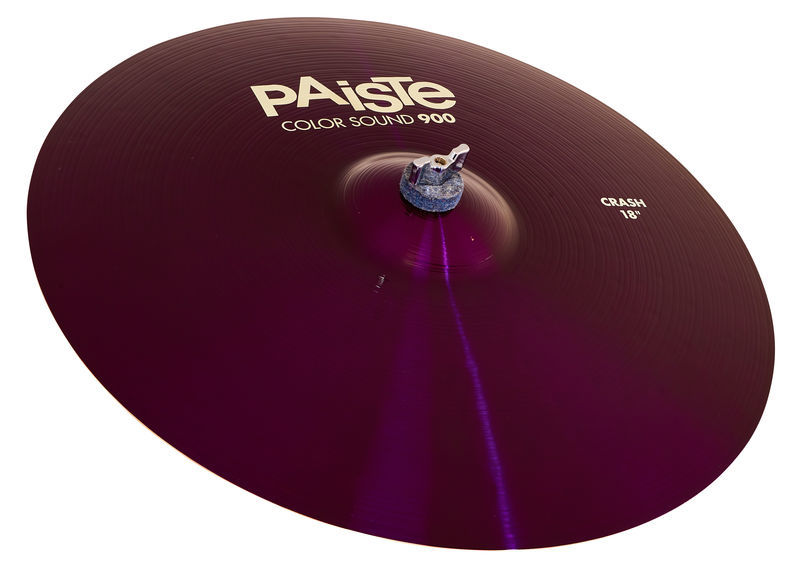 "Paiste 18"" 900 Color Sound Crash PRP"