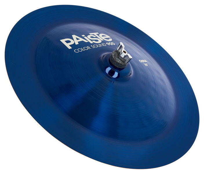 "Paiste 16"" 900 Color Sound China BLUE"