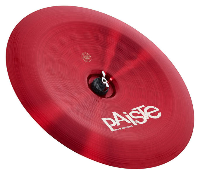 "Paiste 16"" 900 Color Sound China RED"