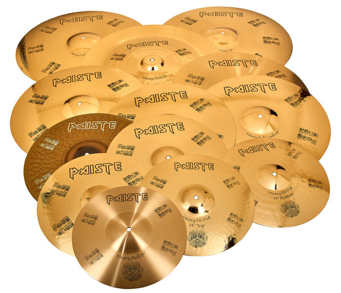 Paiste Nicko's Treasure ltd. Edition