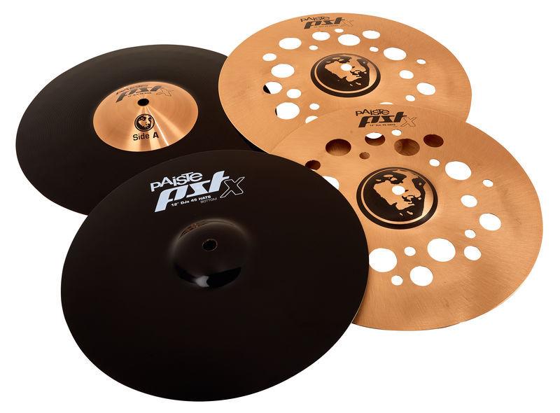 PST X DJs 45 Set Paiste