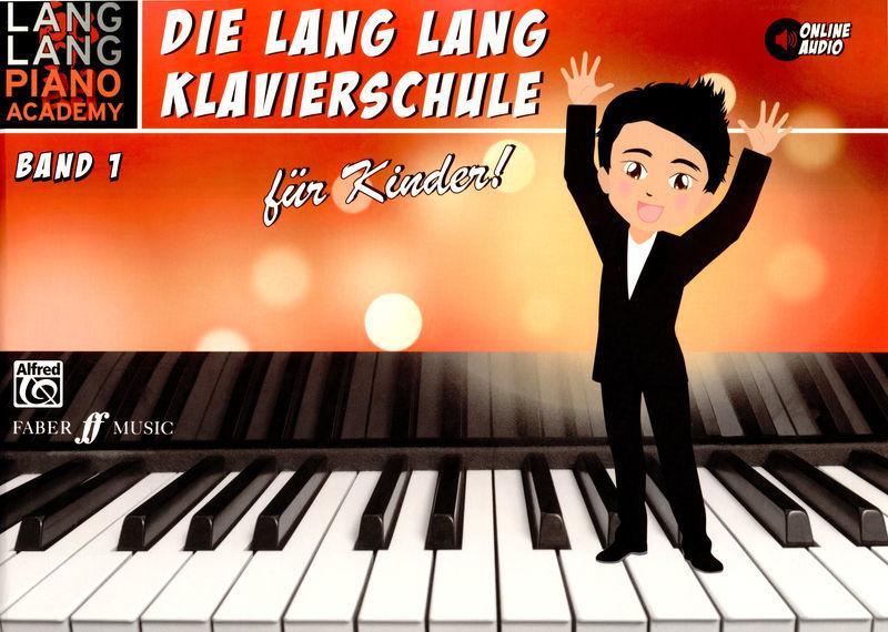 Alfred Music Publishing Lang Lang Klavierschule 1