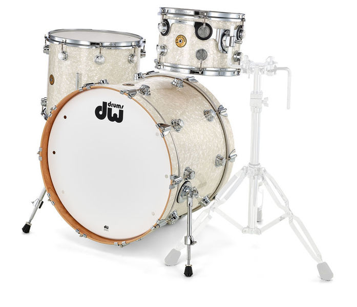 DW Finish Ply 3-piece Jazz Marine