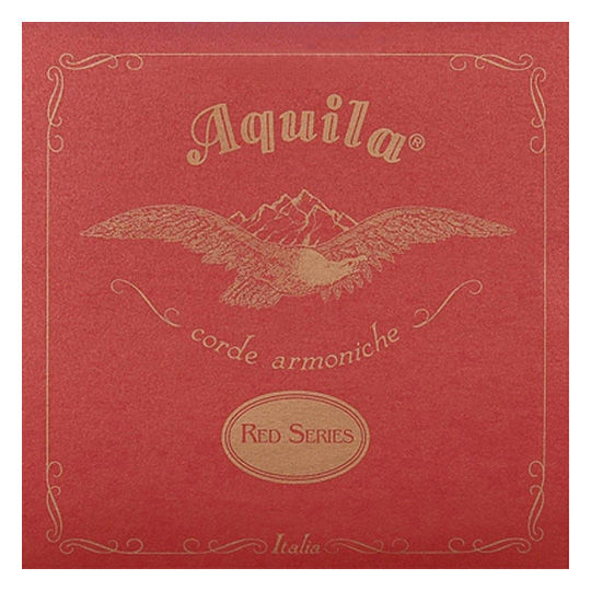 Aquila 86U Red Series Concert Uke Set