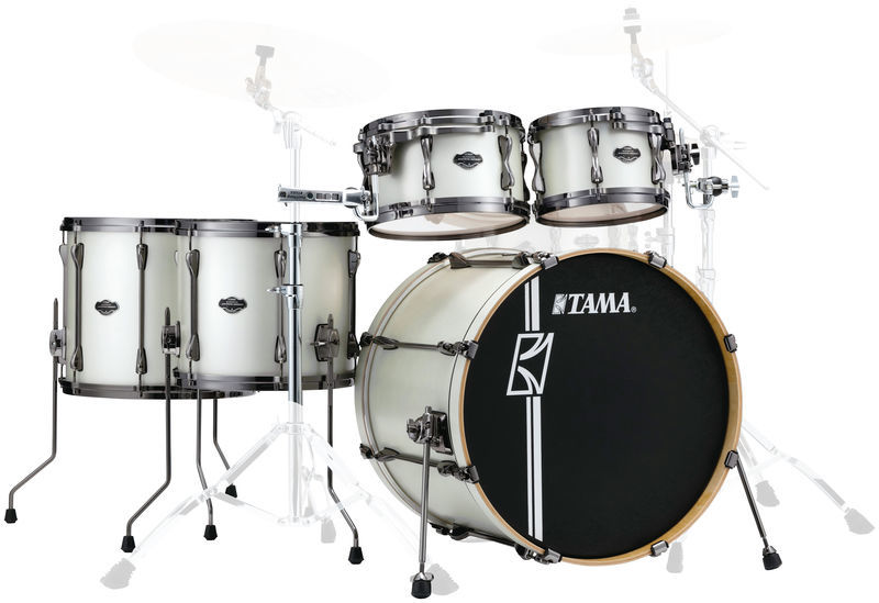 Tama Superstar H.Maple R.Shells SAP