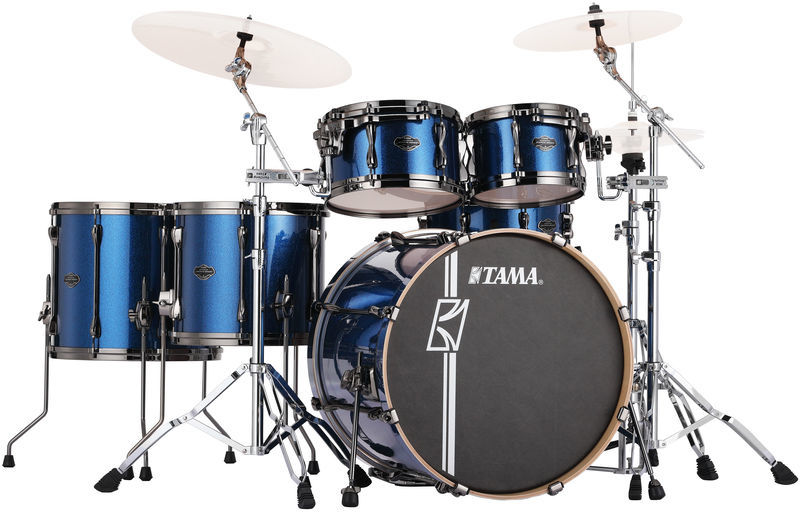Tama Superstar Hyper Maple Rock ISP