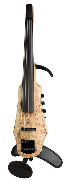 NS Design CR4-VA-PB Poplar Burl Viola