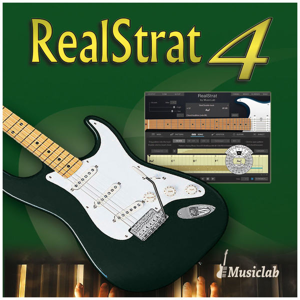 MusicLab RealStrat 4