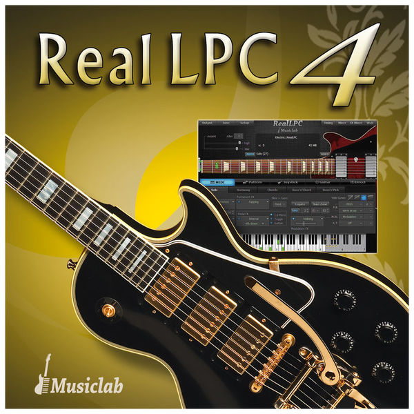 MusicLab RealLPC 4
