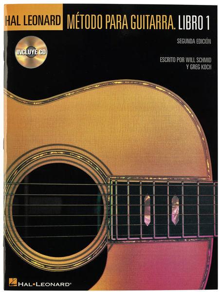 Hal Leonard Método Para Guitarra 1