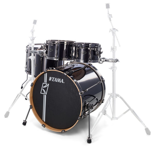 Tama Superstar H.Maple R.Shells BCB