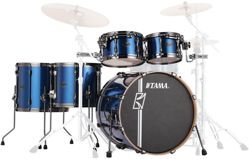 Tama Superstar H.Maple R.Shells ISP