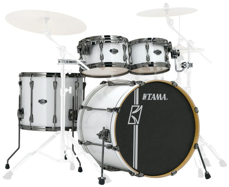 Tama Superstar H.Maple S.Shells SGW