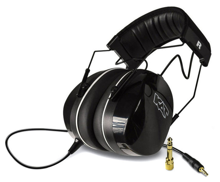 KAT KTUI26 Isolation Headphones