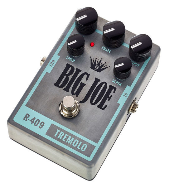 Big Joe R-409 Raw Series Tremolo