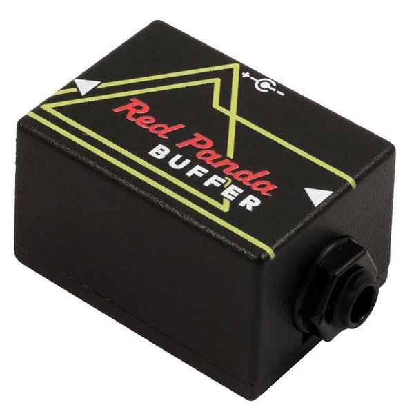 Red Panda Buffer Op amp buffer pedal