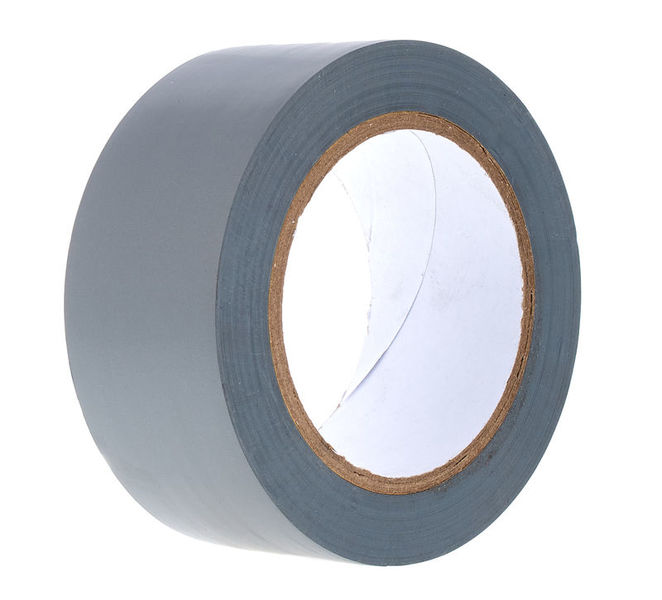 Stairville Dance Floor Tape Grey