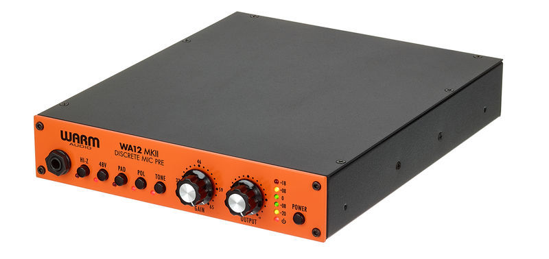 Warm Audio WA12 MK2 Mic Preamp