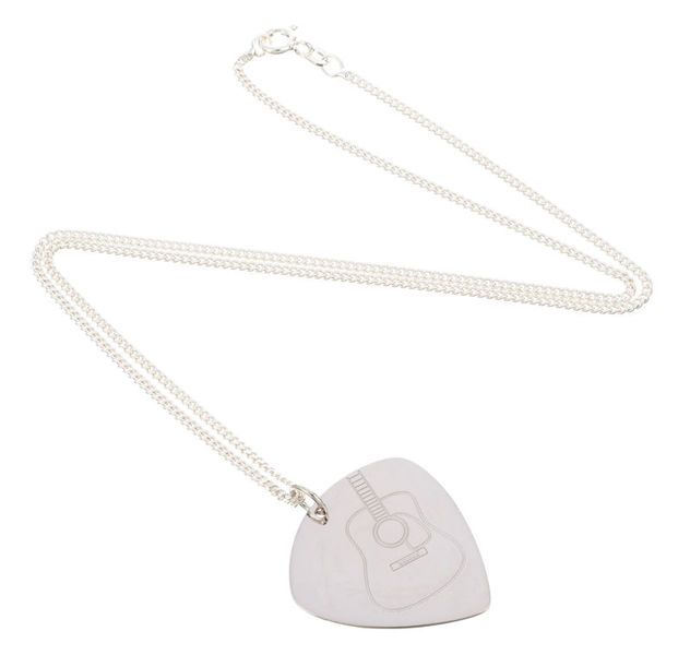 Rockys Necklace Plectrum Western