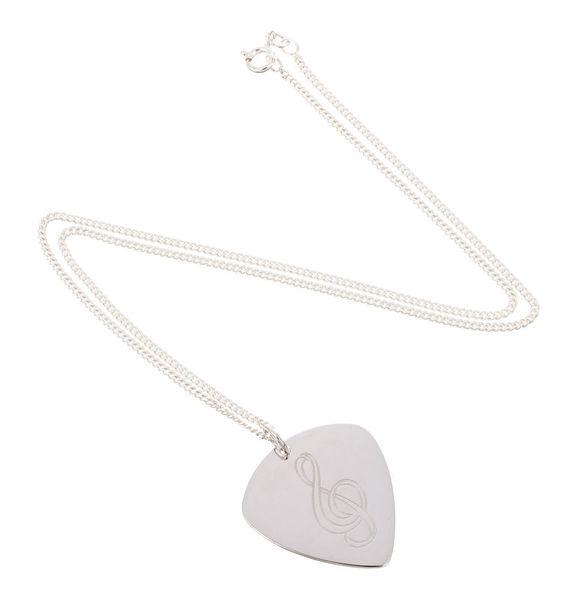 Rockys Necklace Plectrum G-Clef
