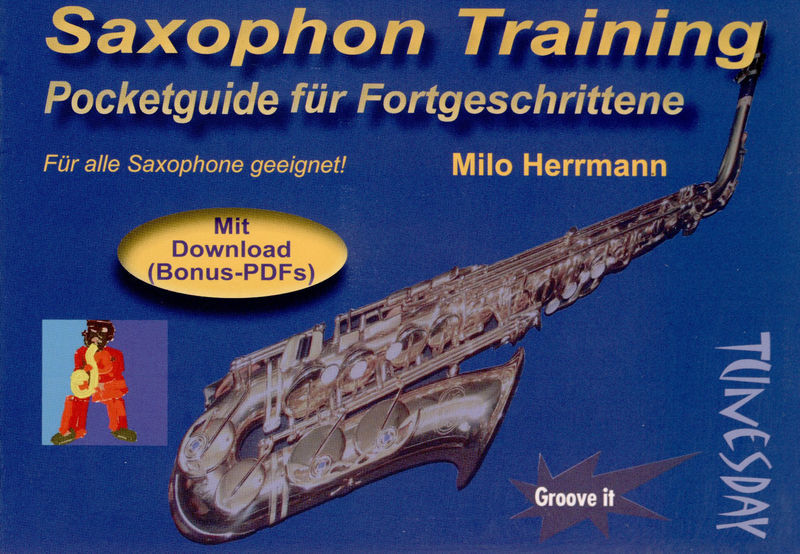 Tunesday Records Saxophone Training Pocket