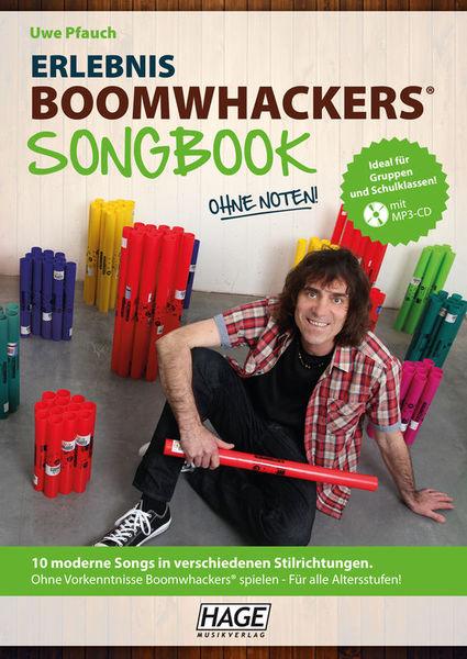 Erlebnis Boomwhackers Songbook Hage Musikverlag