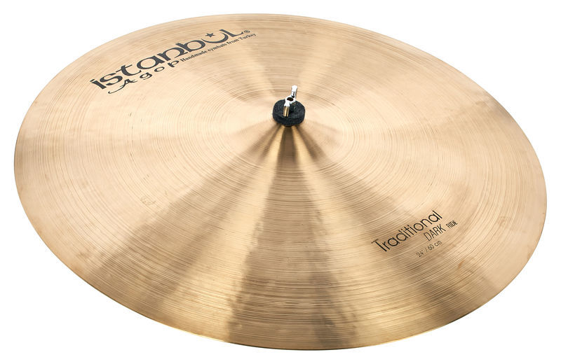 "Istanbul Agop 24"" Traditional Dark Ride"