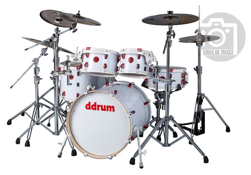 Hybrid Kit Satin White DDrum
