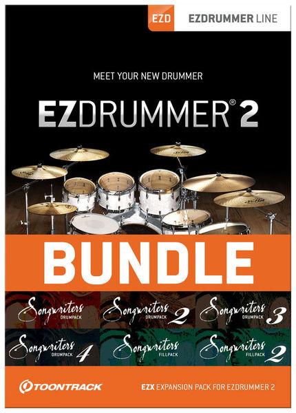 EZ Drummer 2 Songwriter Ed. Toontrack