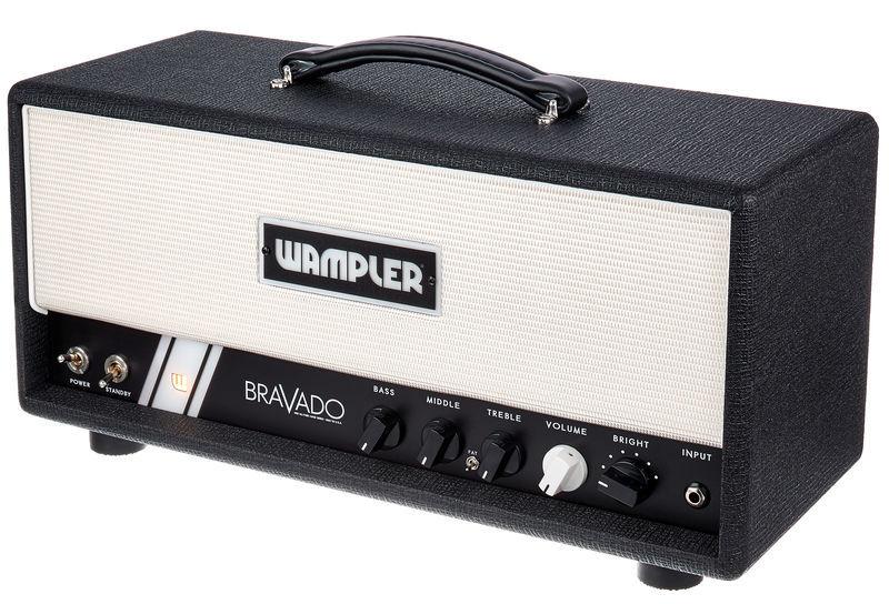 Wampler Bravado 40 Head